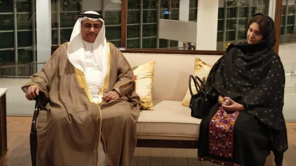 The President of the Arab Parliament Adil bin Abdul Rahman Al-Asumi arrived in Pakistan on a five-day visit