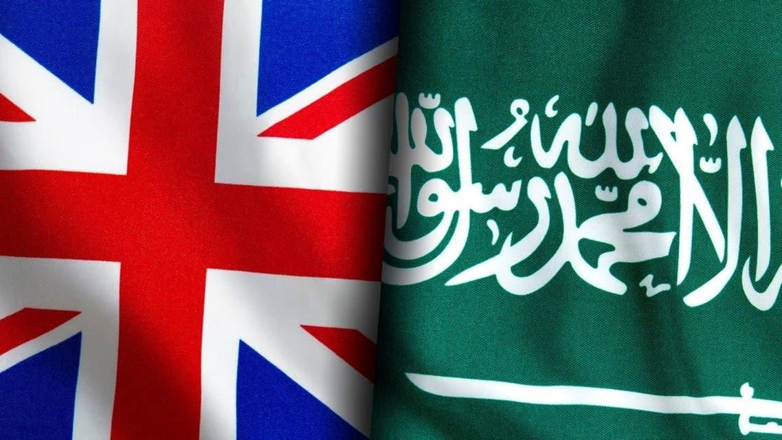 Saudia Arabia and United Kingdom