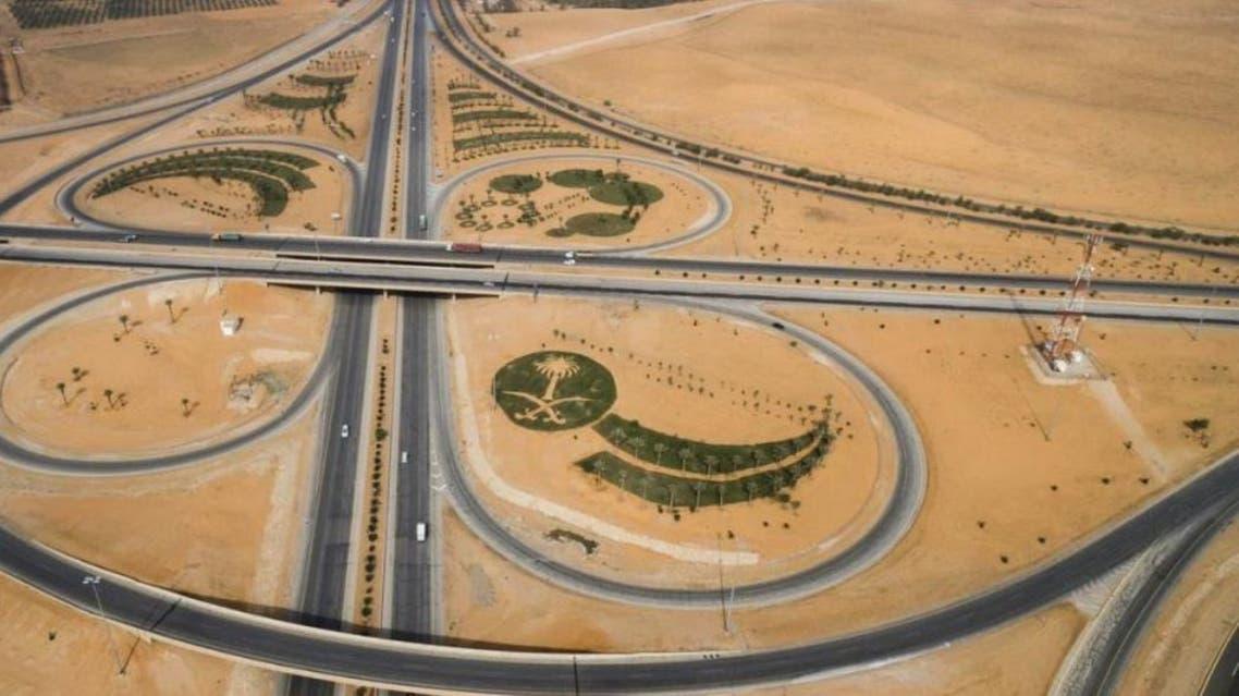 الطرق في السعودية