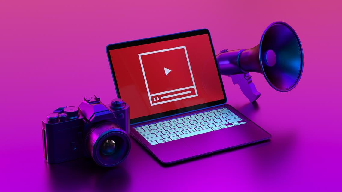 صناعة المحتوى عبر الإنترنت