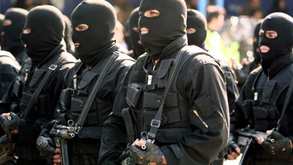 نیروهای سپاه در سوریه