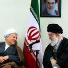 زمینهسازی خامنهای برای توجيه بر هم زدن مذاکرات؛ انتشار فیلم مجادله با رفسنجانى