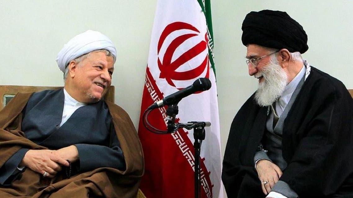خامنهای هاشمی