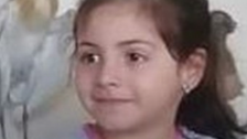 Seven-year-old girl killed by stray bullets outside Lebanon home