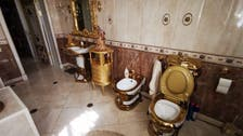Russian traffic officer with golden toilet arrested as police uncover bribery scheme
