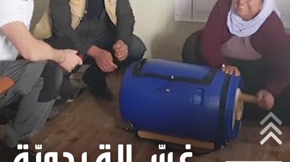 ستسهل حياة اللاجئين في المخيمات.. شركة ويلزية تخترع غسالة تعمل بلا كهرباء
