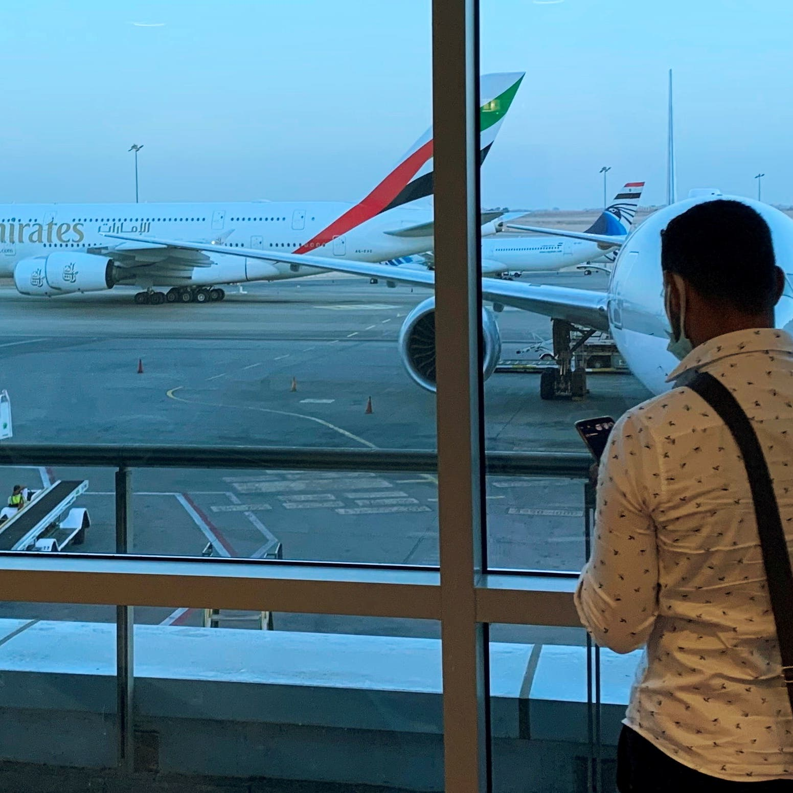 UAE lifts ban on transit flights from India, Pakistan, others: NCEMA