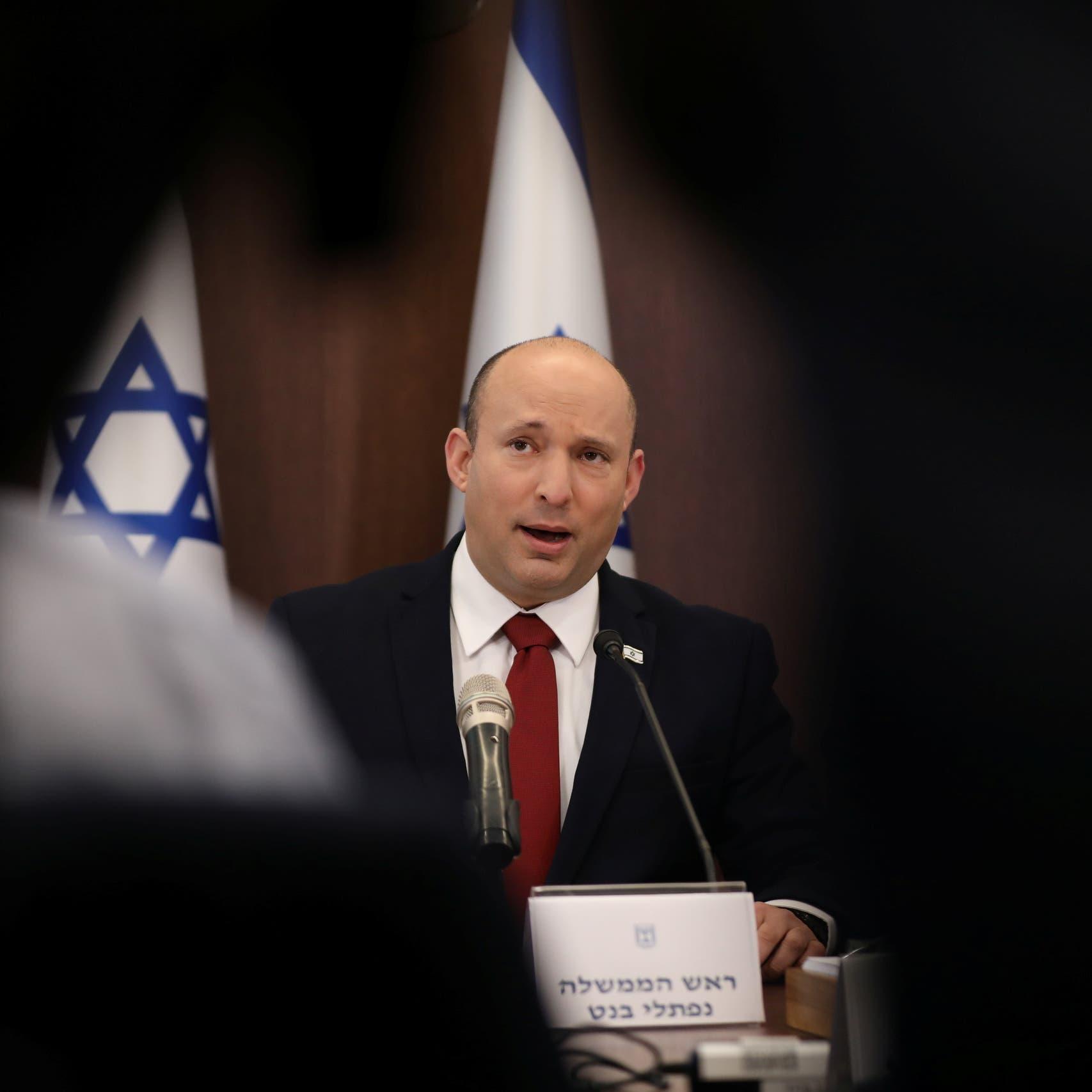 إسرائيل: نبقي الخيارات مفتوحة بالتحرك بمفردنا ضد إيران