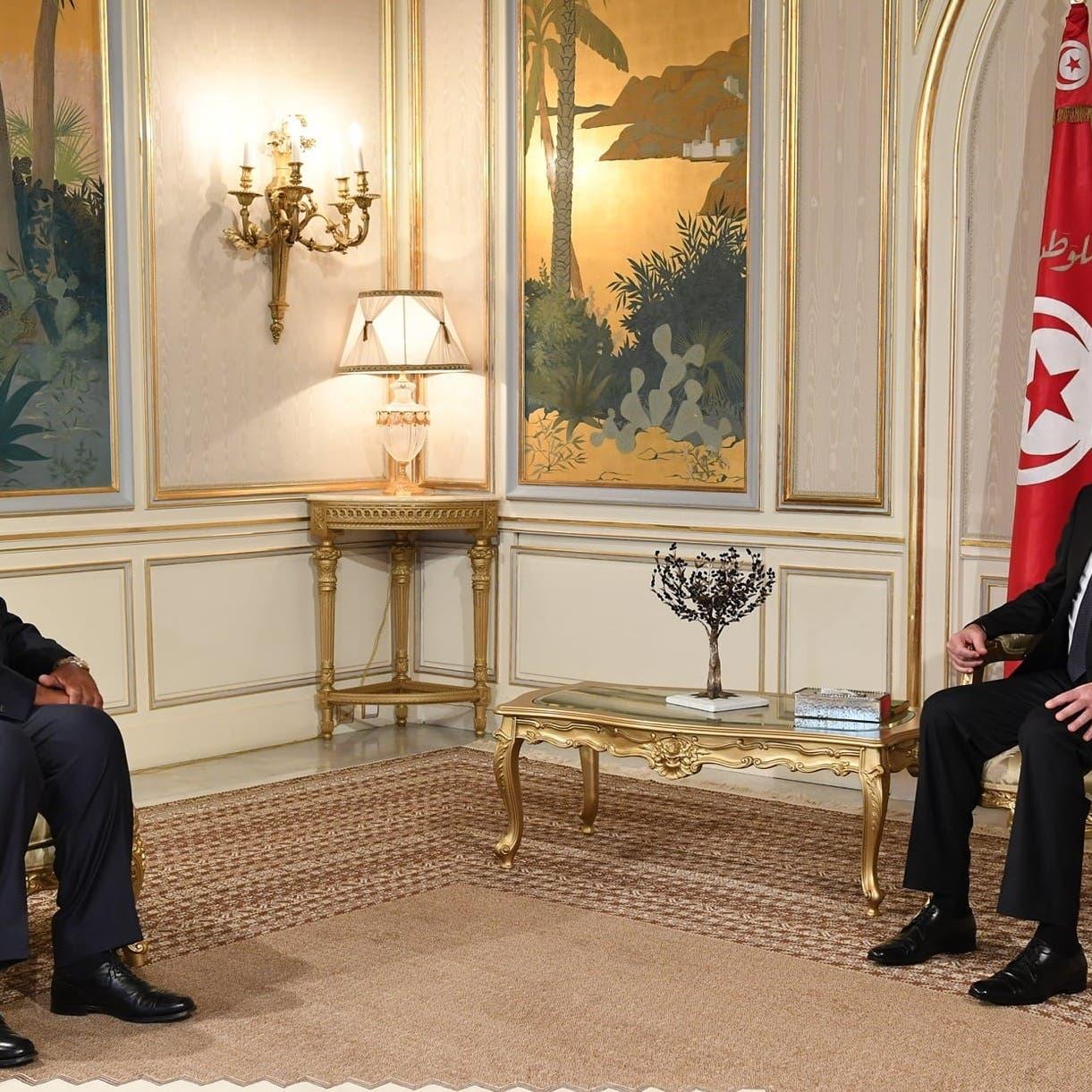 شكري يؤكد لسعيد دعم مصر لإجراءاته حفاظاً على استقرار تونس
