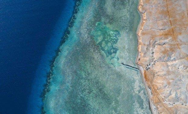 شاطئ الهرابة 2
