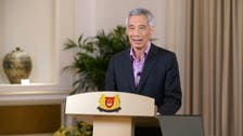 Top Chinese, Singapore officials meet to reaffirm ties