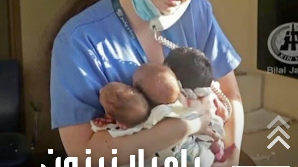 الممرضة البطلة باميلا زينون بعد عام على انفجار مرفأ بيروت
