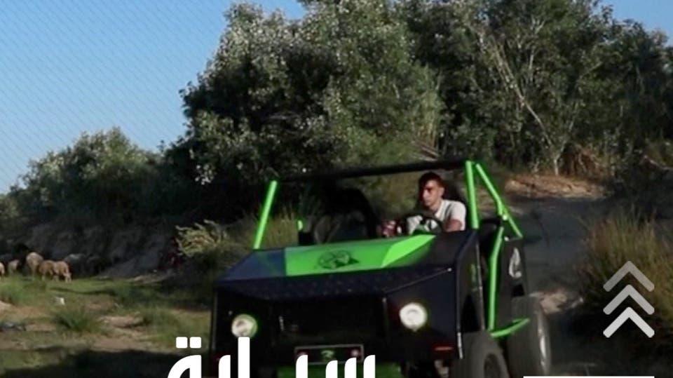 إخوة في تونس يبتكرون سيارة للطرق الوعرة