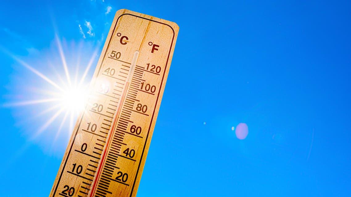 درجات حرارة مرتفعة