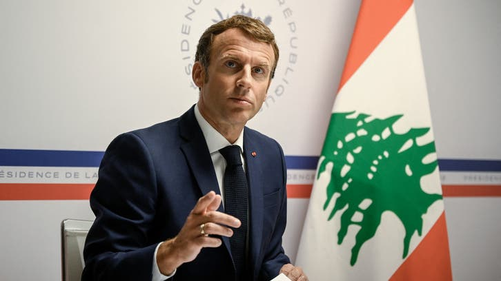 France to offer Lebanon over $110 mln in aid, 500,00 COVID-19 vaccines : Macron