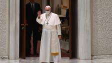 Italian postal workers intercept package containing bullets addressed to Pope Francis