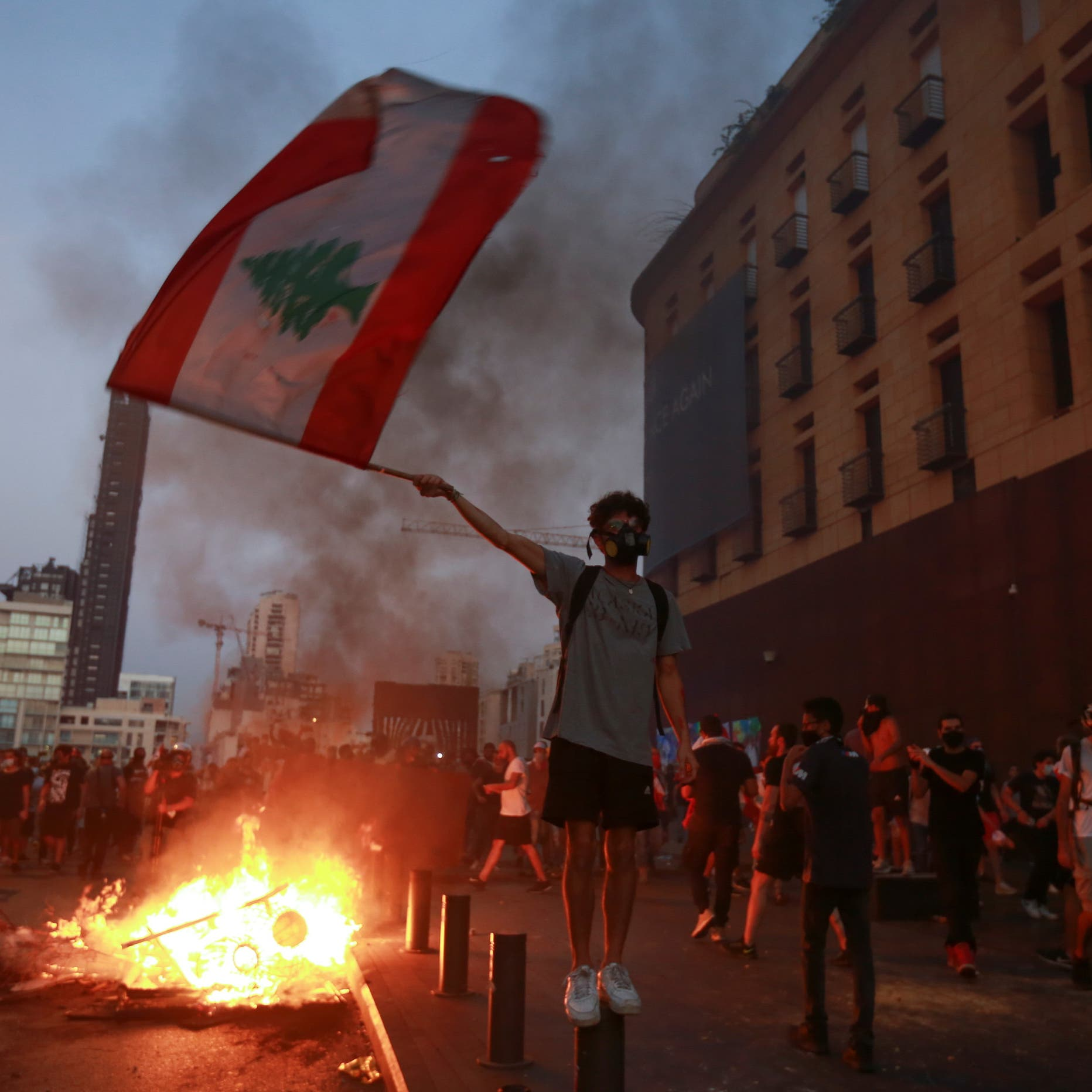 Corruption is not to blame for Beirut blast
