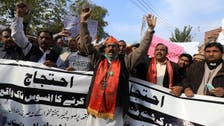 Pakistan deploys paramilitary forces after mob attacks Hindu temple