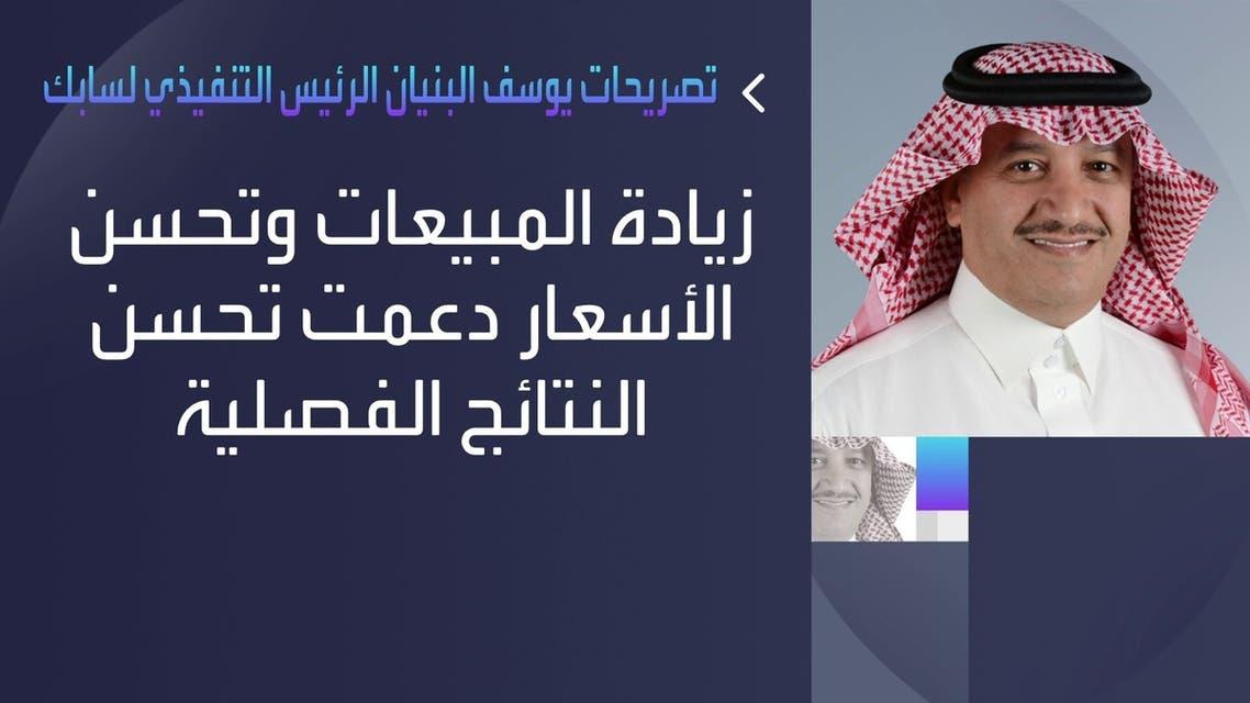 يوسف البنيان، نائب رئيس مجلس إدارة والرئيس التنفيذي لسابك
