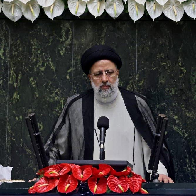 أثناء تنصيبه رئيساً لإيران.. رئيسي: سنواصل دورنا بسوريا وغزة