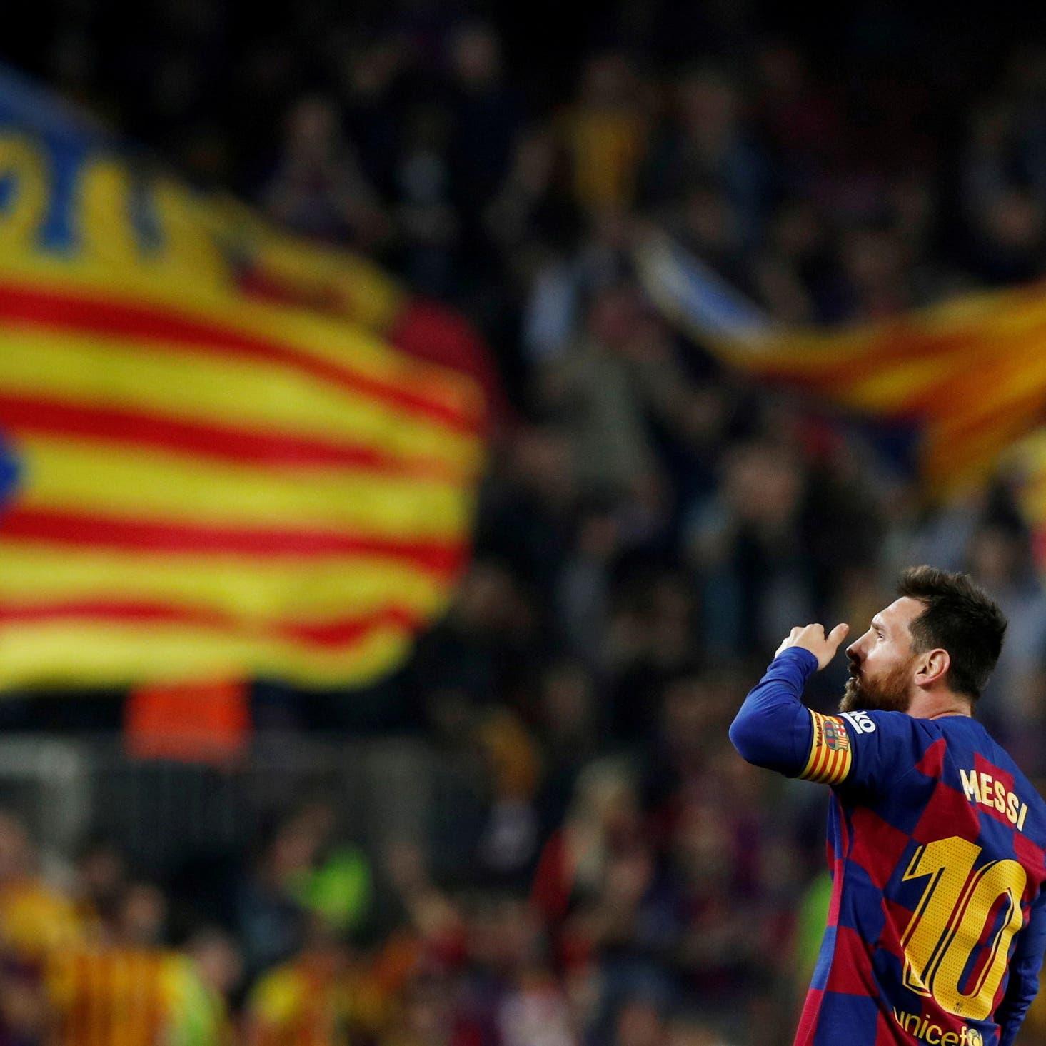 ميسي يكشف أسباب رحيله عن برشلونة