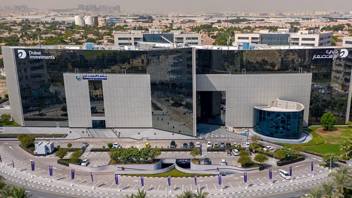Dubai Investments PJSC building in Dubai, UAE. (Supplied)
