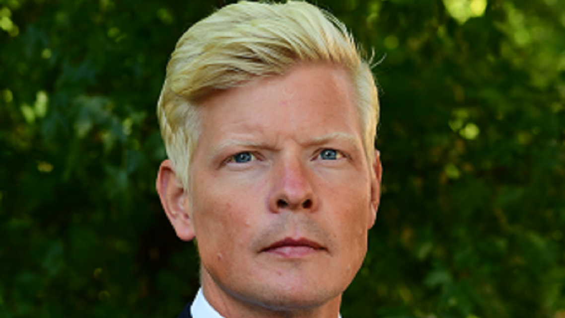 Hans Grundberg will be the new UN envoy for Yemen. (Twitter)