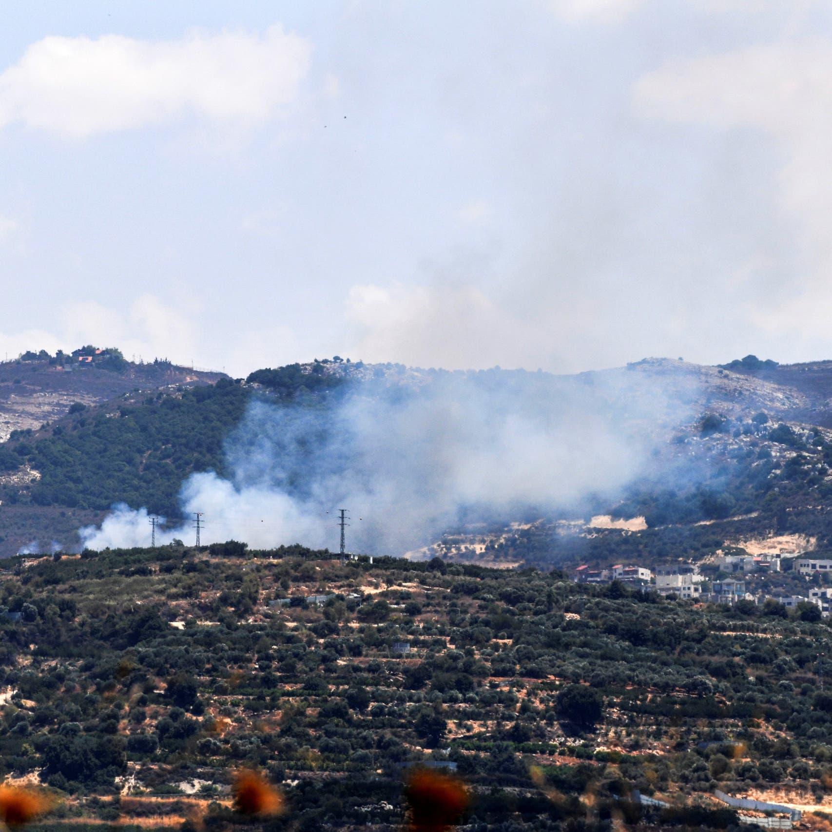 بعد إيقافهم.. إطلاق سراح مطلقي الصواريخ من لبنان على إسرائيل