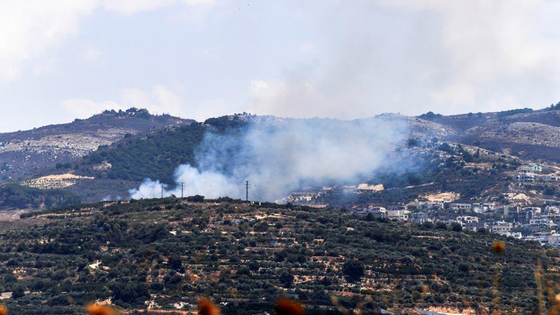 من لبنان (رويترز)