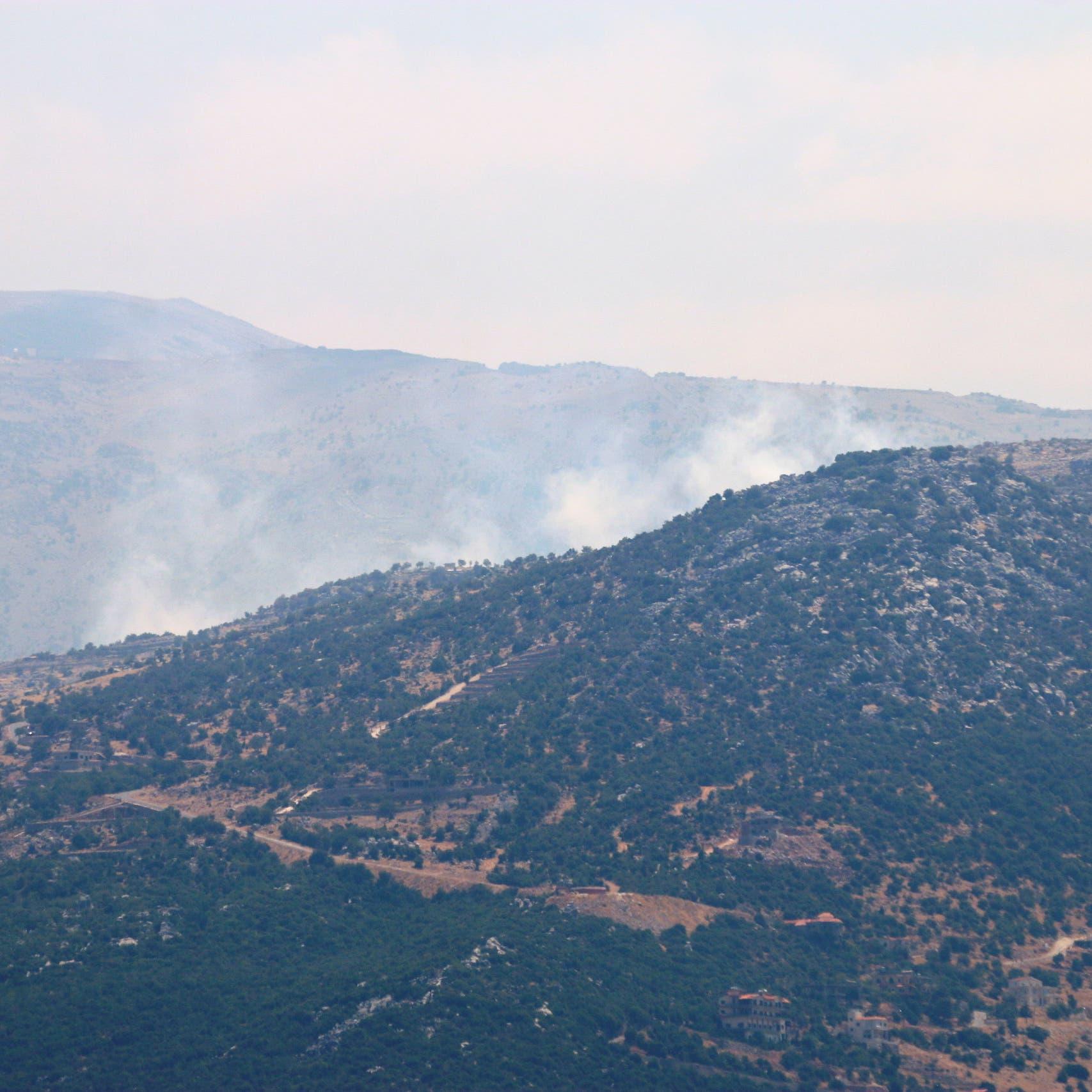 Hezbollah, Israel exchange fire across southern Lebanon border