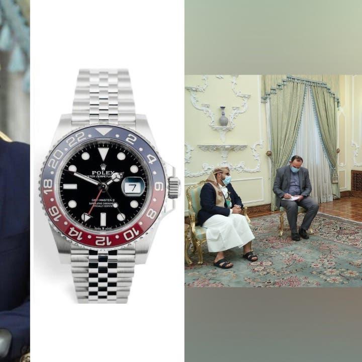 ساعة باهظة الثمن.. ناطق ميليشيا الحوثي يثير غضب اليمنيين