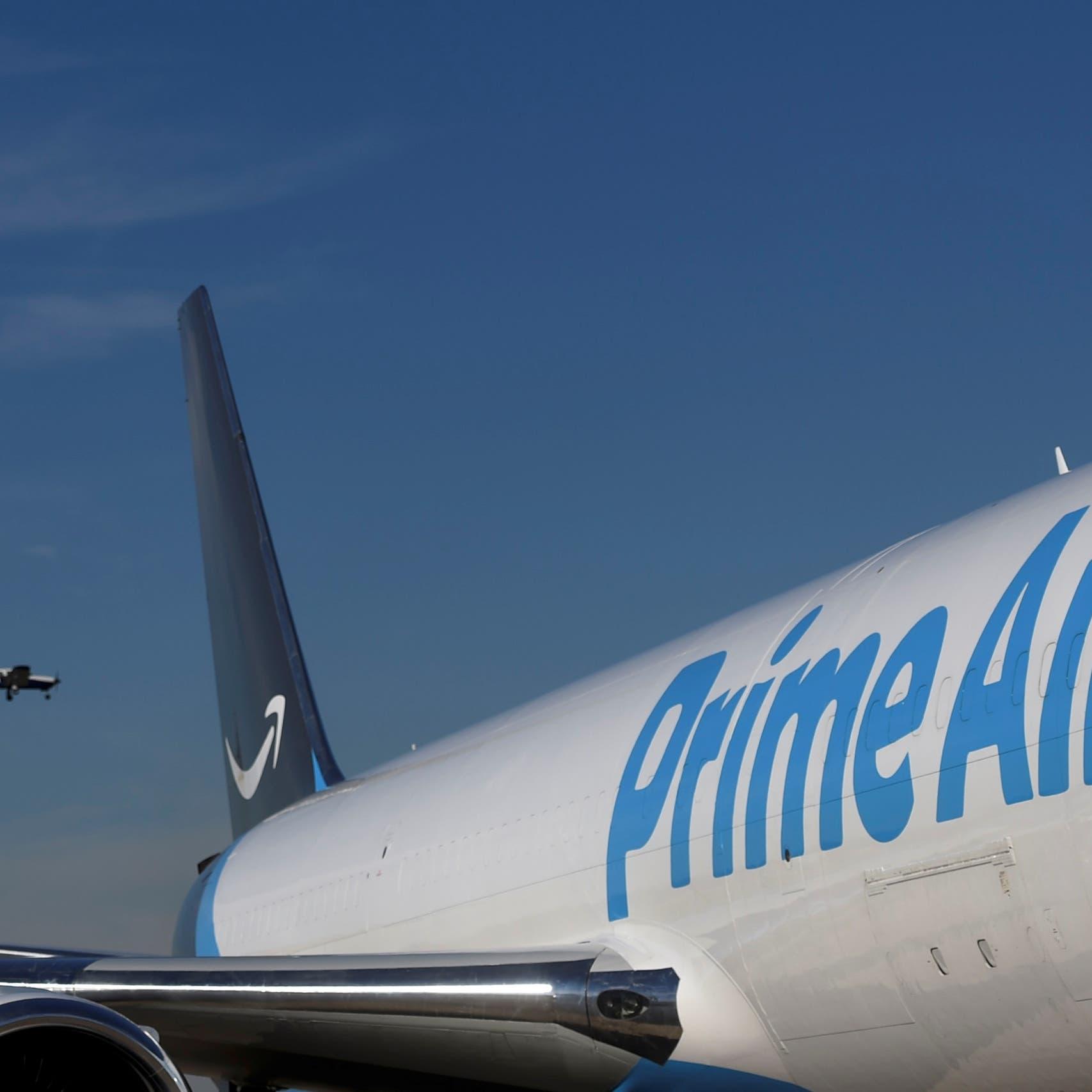 أمازون تعزز ريادتها في التجارة الإلكترونية بمركز جديد للشحن الجوي