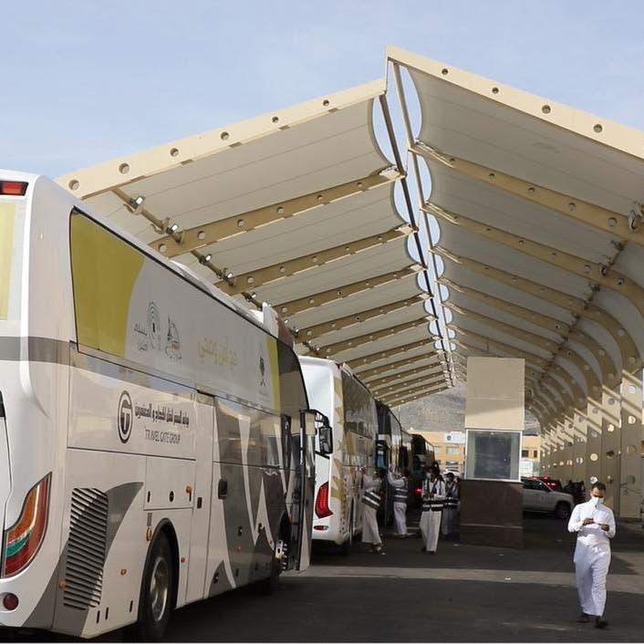 50 شركة تنقل المعتمرين خلال موسم العمرة