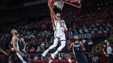 تیم ملی بسکتبال آمریکا برای چهارمین بار متوالی قهرمان المپیک شد