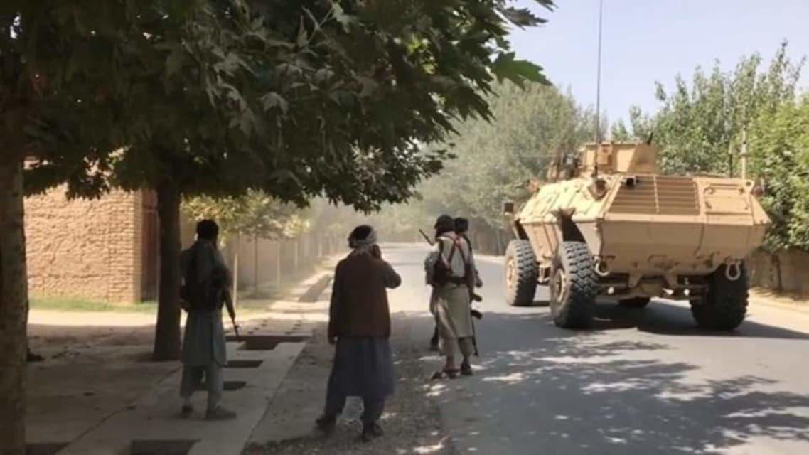 جنگ در افغانستان
