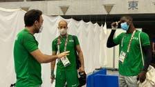 Saudi Sports Minister says Olympic champion Hamedi will be awarded $1.3 mln