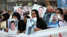 Beirut blast bereaved hold symbolic funeral, demand justice after 1-year anniversary
