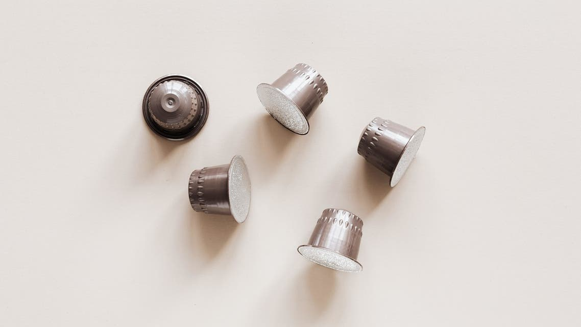 A stock image of coffee pods. (Pexels)