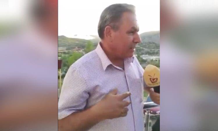 """محمد أوزاران، رئيس بلدية """"جوندوغموش"""" في ولاية أنطاليا جنوب تركيا"""