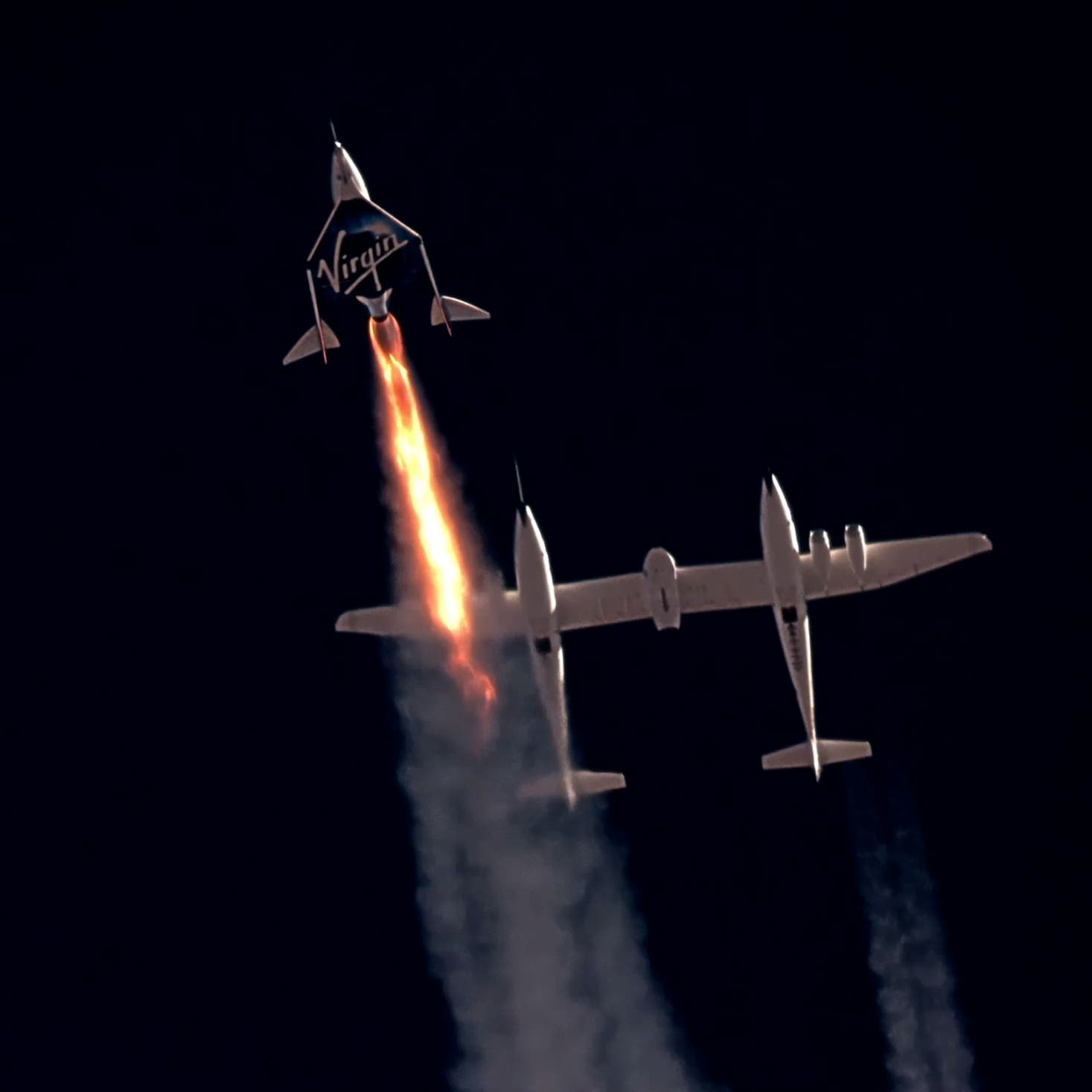 Virgin Galactic flight tickets to space go on sale for $450,000 a seat