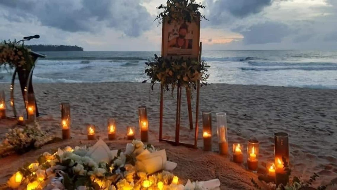 Nicole Sauvain-Weisskopf, a Swiss tourist, was laid to rest after being murdered in Thailand's island of Phuket. (Twitter)