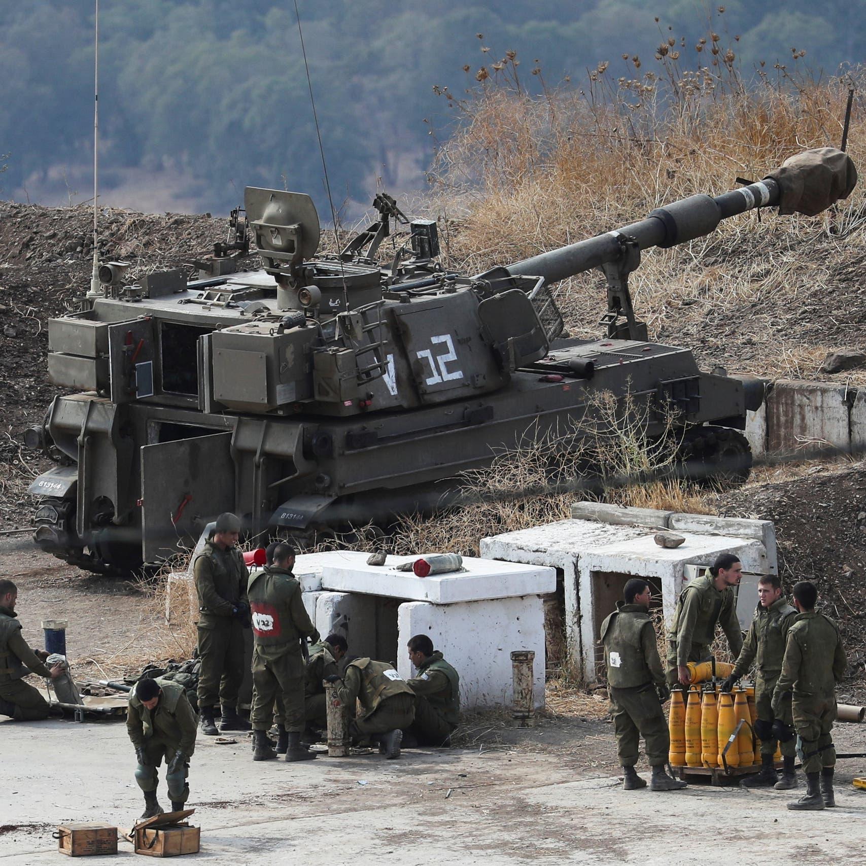 رئيس الوزراء الإسرائيلي: إيران وحزب الله يورطان لبنان