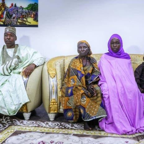 """""""هذا زوجي"""".. فتاة خطفها بوكو حرام قبل 7 سنوات تظهر أخيراً"""