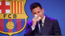 'When Messi cries, we all cry:' Star addresses reports he's leaving FC Barcelona