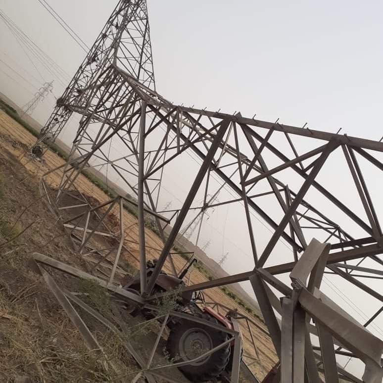 العراق: هجوم يوقف خطا لنقل الطاقة في نينوى