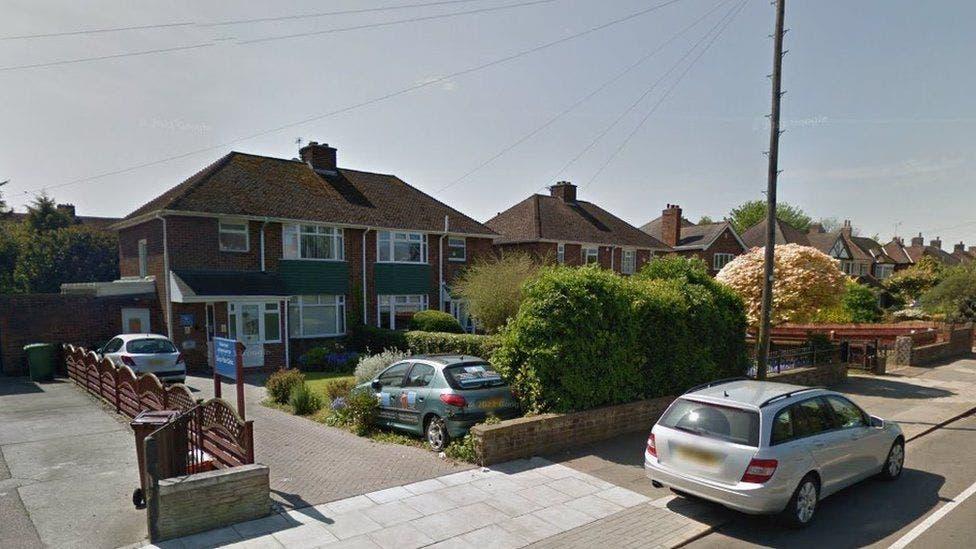 Hossam Metwally's home in Grimsby, UK. (Google)