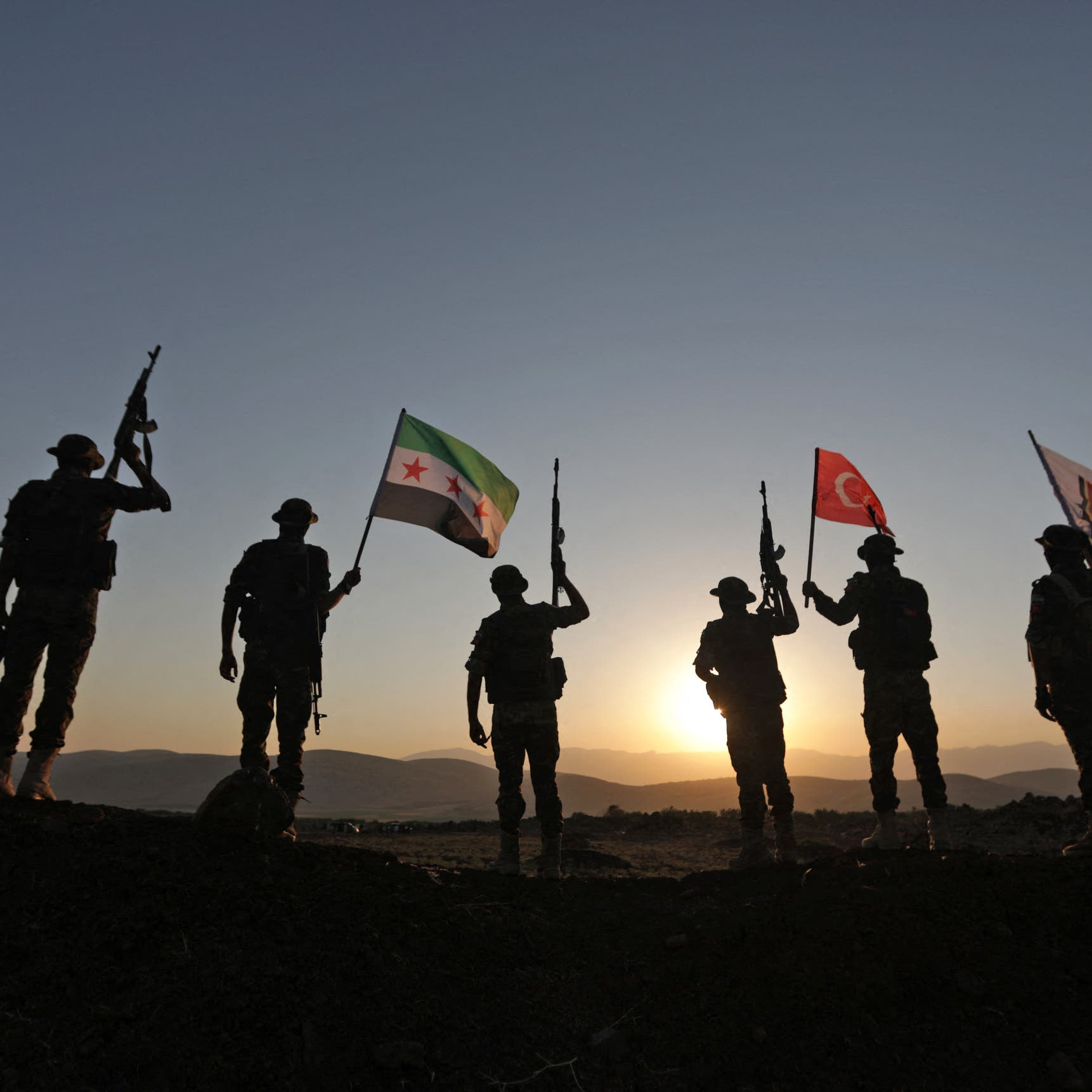 تركيا ترسل 130 مقاتلا سوريا لليبيا في عميلة تبديل لمرتزقتها