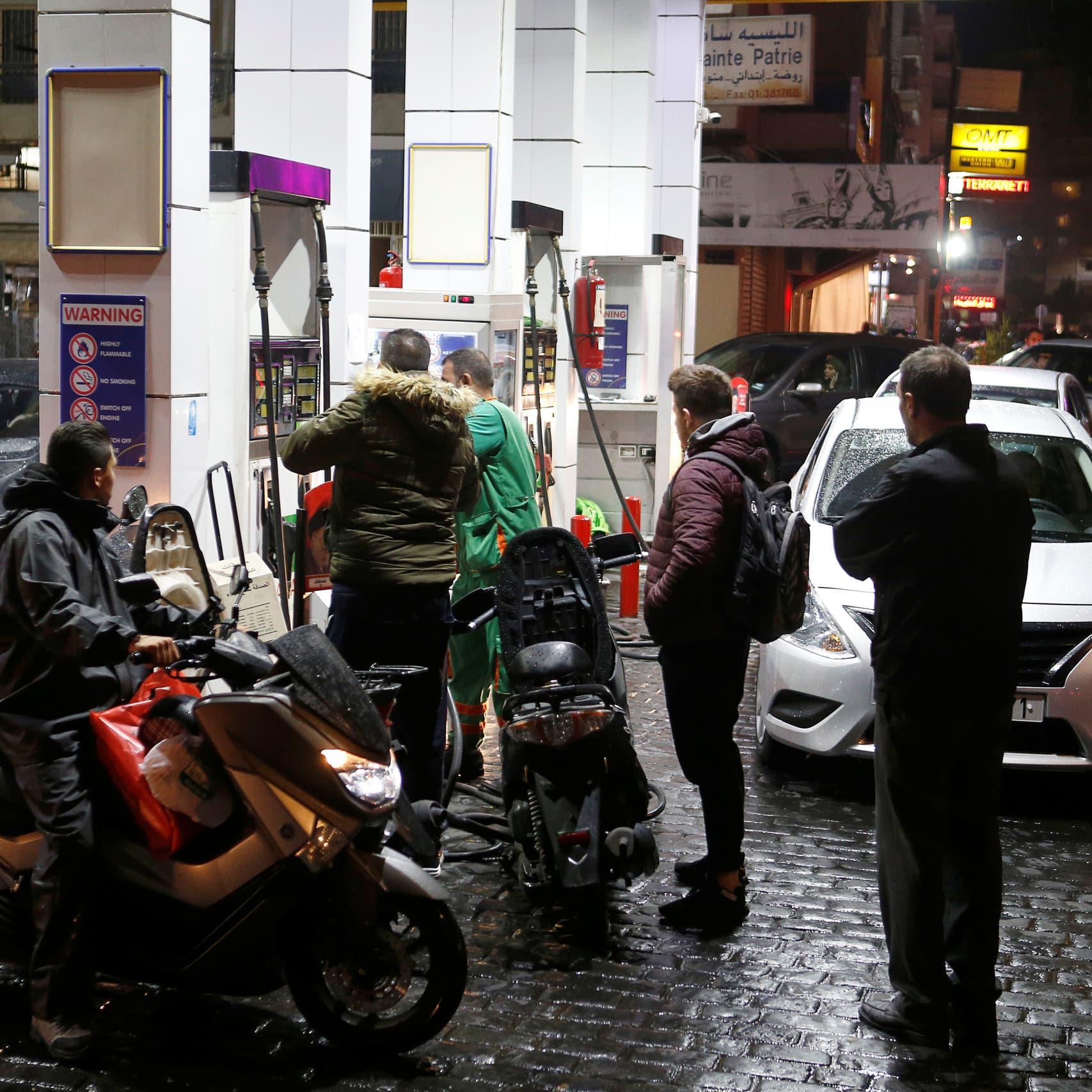 3 قتلى جراء مشاجرات على الوقود الشحيح في لبنان
