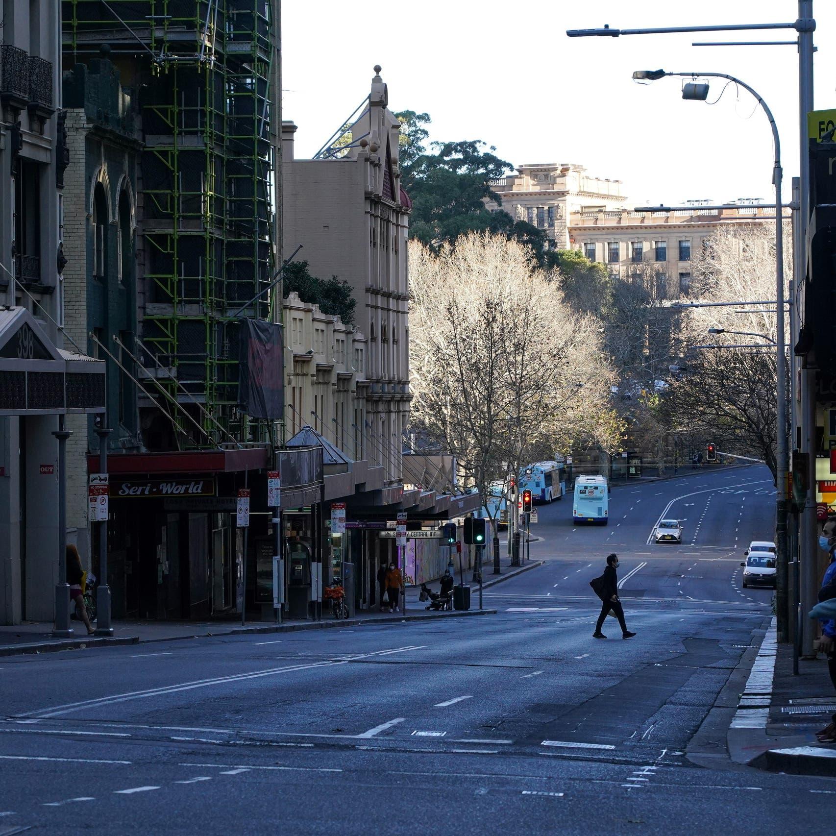 Growing Sydney COVID-19 outbreak prompts new borders inside Australia