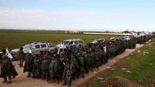 لیبیا سے 90 جنگجو ترکی کی جانب روانہ